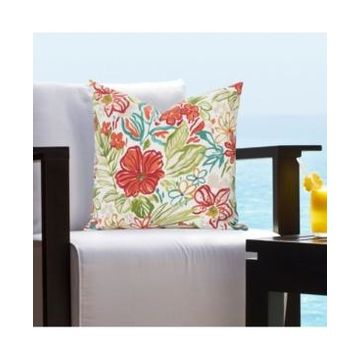 """Siscovers Palm Island Indoor/Outdoor Decorative Pillow, 26"""" x 26"""""""