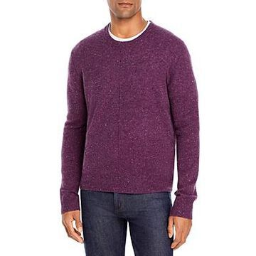 Atm Anthony Thomas Melillo Cashmere Donegal Fleck Slim Fit Sweater