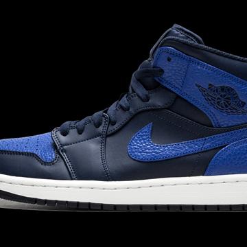 Air Jordan 1 Mid Shoes - Size 13