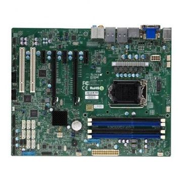 Supermicro X10SAE-B LGA1150 Intel C226 PCH DDR3 SATA3&USB3.0 A&2GbE ATX Server Motherboard
