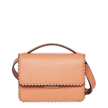 Loeffler Randall Emma Leather Top Handle Bag