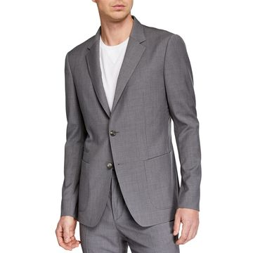 Men's Wash-and-Go Two-Piece Suit