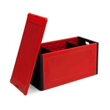 ''Delta Children Store and Organize Toy Box, Red''