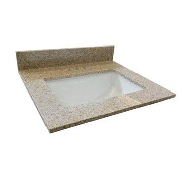 Design House 563171 Single Bowl Granite Vanity Top 37