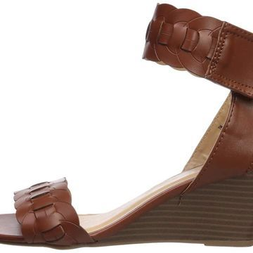 XOXO Women's Seraphine Wedge Sandal