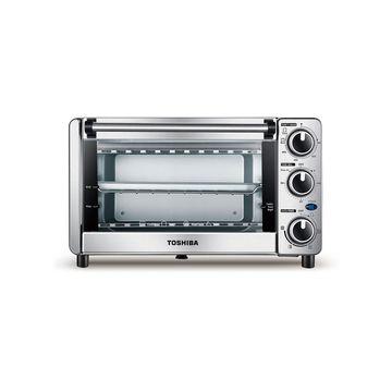 Toshiba MG12GQN-CHSS 4 Slice Toaster Oven