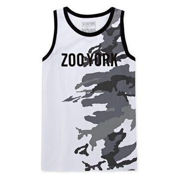 Zoo York Boys Round Neck Sleeveless T-Shirt - Big Kid