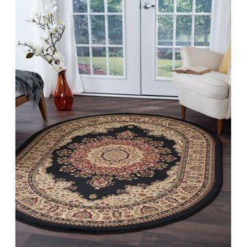 Bliss Rugs Felicia Traditional Area Rug