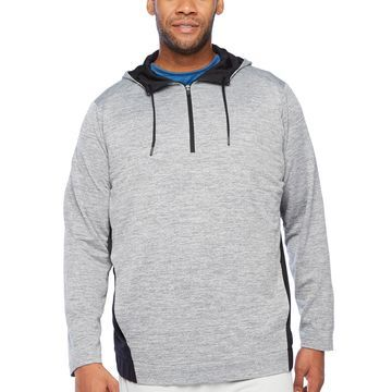 Msx By Michael Strahan-Big and Tall Mens Long Sleeve Hoodie