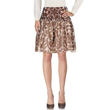 SCERVINO STREET Knee length skirts