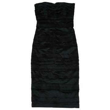 Philosophy Di Alberta Ferretti Black Synthetic Dresses