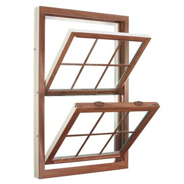 ReliaBilt 3900 Vinyl Replacement White Exterior Double Hung Window (Rough Opening: 32-in x 73.75-in; Actual: 31.75-in x 73.5-in)