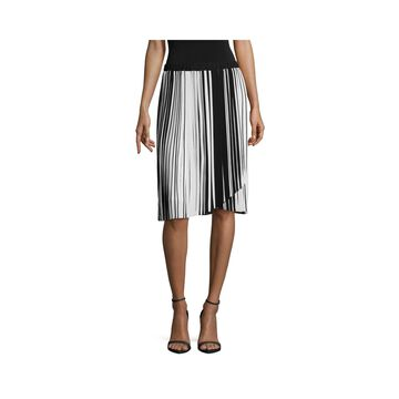 Worthington Pleated Envelope Skirt
