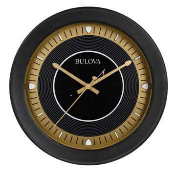 Bulova Long Play in Black