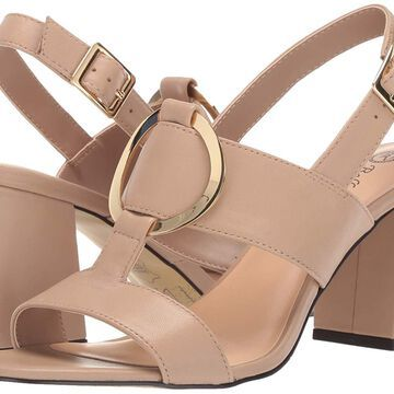 Bella Vita Women's Tanya Slingback Sandal with Metal