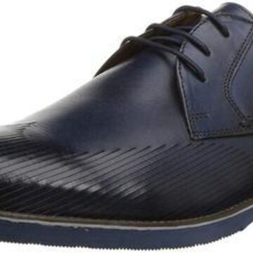 Giorgio Brutini Mens Kane Leather Lace Up Dress Oxfords