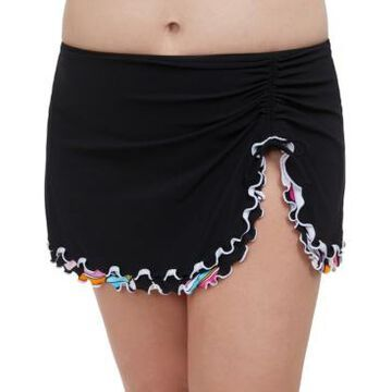 Profile by Gottex Plus Size Monaco Skirted Bottom, Created for Macy's Women's Swimsuit