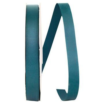 "JAM Paper 7/8"" Grosgrain Ribbon in Teal   7/8"" x 100yd   Michaels"