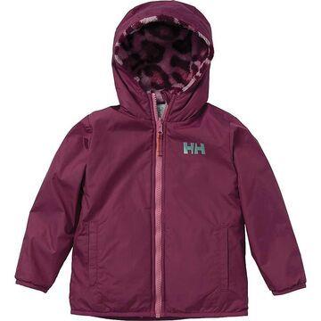 Helly Hansen Kids' Champ Reversible Jacket - 6 - Magenta Haze