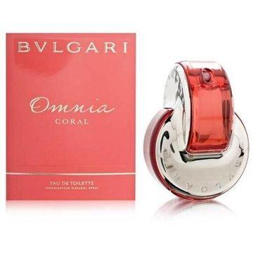 Bvlgari Omnia Coral by Bvlgari for Women EDT Spray