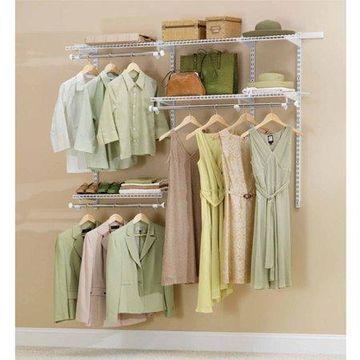 Rubbermaid Configurations Closet Kits, 3'-6', White