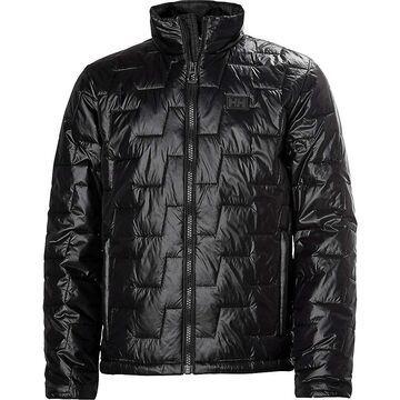 Helly Hansen Juniors' Lifaloft Insulated Jacket - 10 - Black