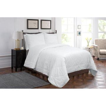 Veratex White Silk Haven Hypoallergenic Comforter