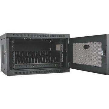 Tripp Lite, TRPCS16USB, 16-port USB Tablet Charging Station, 1 Each, Black