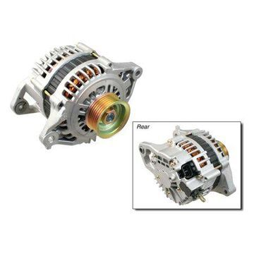 Hitachi OE Replacement - Reman Alternator, 100 Amp