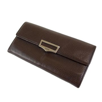 Tod's Brown Leather Wallets