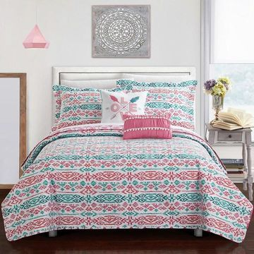 Chic Home Millie Quilt Set