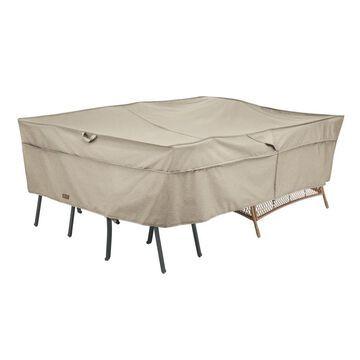 Classic Accessories Montlakea FadeSafeA Conversation Set/Furniture Group Cover, Large