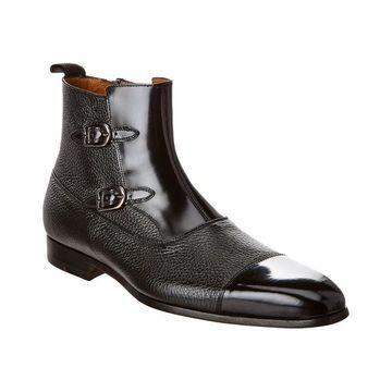 Mezlan Leather Boot