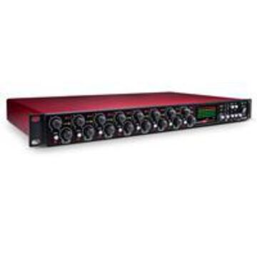 Focusrite Scarlett OctoPre Dynamic Microphone Preamp - 8-CH Mic Pre with A-D/D-A Conversion and Anal