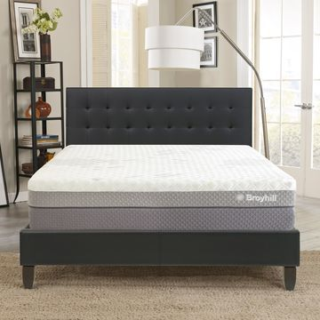 Broyhill Cube 14-inch Cal King-size Adjustable Contouring MicroTec Gel Memory Foam Mattress