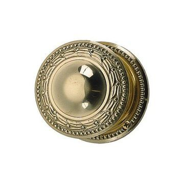 Passage Door Knob Set, 2-3/8