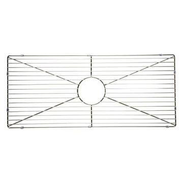 ALFI brand ABGR3618H Stainless Steel Bottom Sink Rack - Stainless Stee