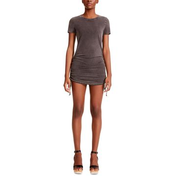 Madden Girl Juniors' Ruched Dress