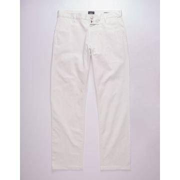 Week-End Stretch White Mens Pants