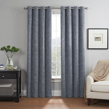 eclipse 2-Pack Absolute Zero Dean 100% Blackout Window Curtains