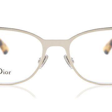 Dior DIOR ESSENCE 13 3YG Womenas Glasses Gold Size 53 - Free Lenses - HSA/FSA Insurance - Blue Light Block Available
