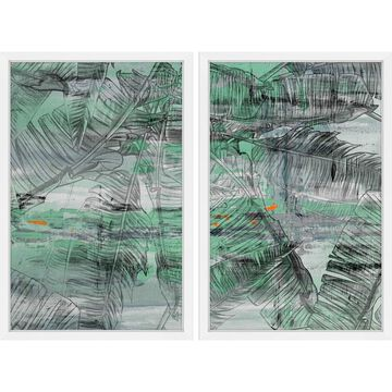 Marmont Hill - Handmade Mobile Diptych