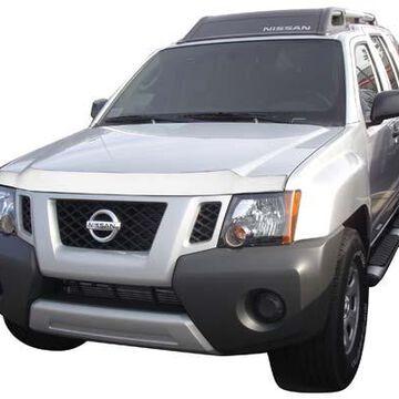 2014 Nissan Frontier AVS Chrome Aeroskin Hood Protector