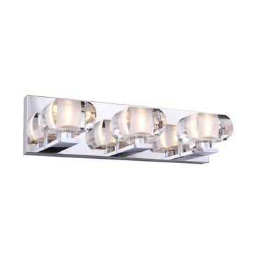 Woodbridge Lighting 17353 Claudia 3-light Bath