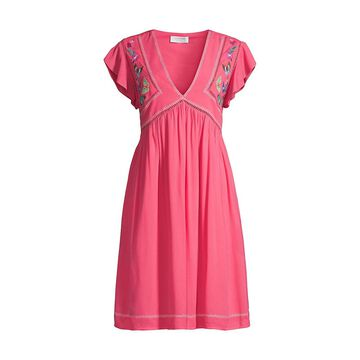 Johnny Was Mariposa Tunic Coverup