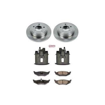 Power Stop KCOE6263 Autospecialty Brake Kit W/Calipers -Rear