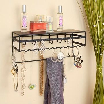 Simplify Jewelry & Accessory Wall Organizer