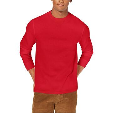 Club Room Mens Flatback Sweatshirt