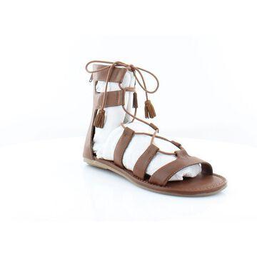 MIA Ozie Women's Sandals Luggage - 7.5