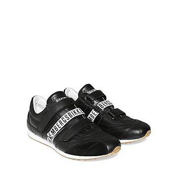 Bikkembergs Men's Bannon Perforated Velcro Sneakers